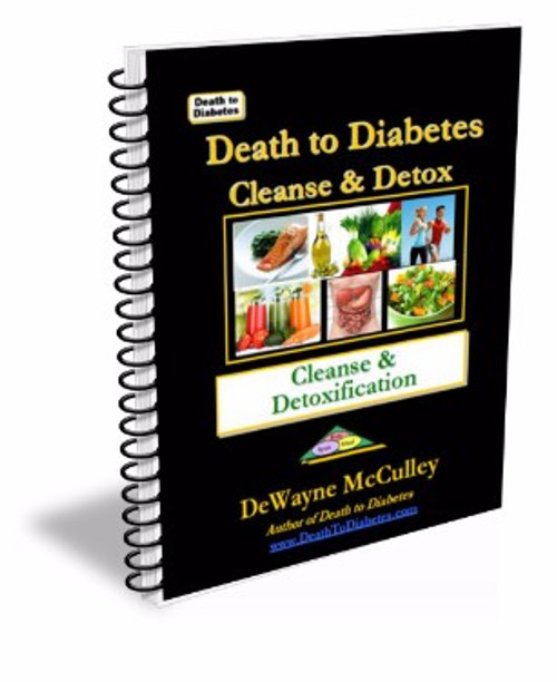 Cleanse and Detox book cover