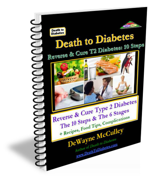 Reverse and Cure Diabetes book cover