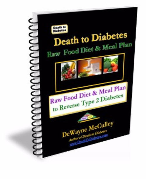 Raw Food Diet book cover