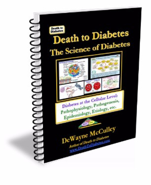 Science of Diabetes Pathology book