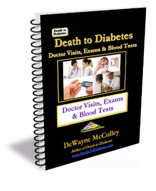 Doctor Visits, Exams & Blood Tests book cover