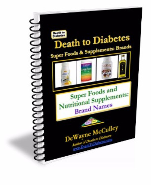 Nutritional Supplements & Super Foods Book cover