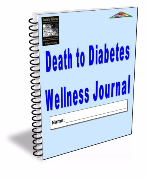 Diabetes Journal booklet cover