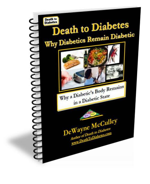 Why Diabetics Remain Diabetic book cover