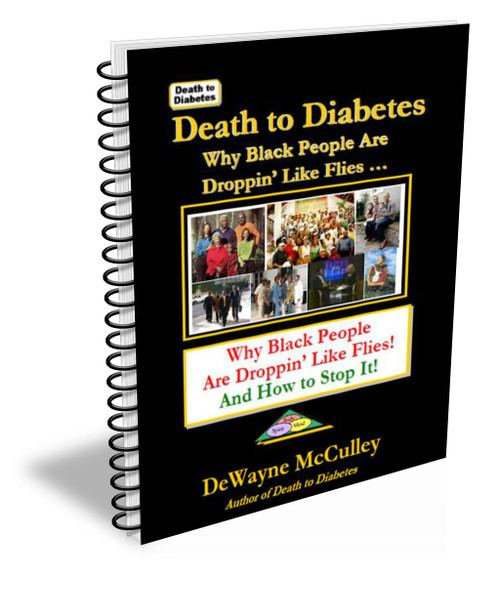 Why Black People Droppin' Like Flies book cover