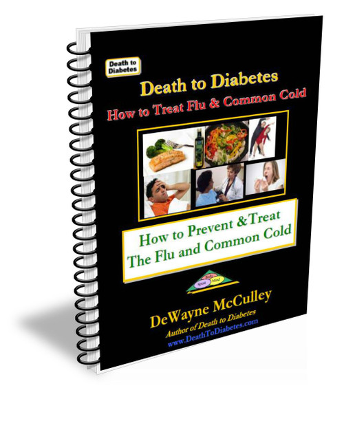 How to Prevent & Treat Influenza (Flu) Virus book cover
