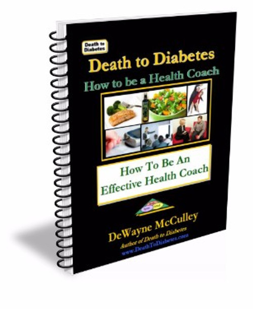 How to Be a Diabetes Health Coach book cover