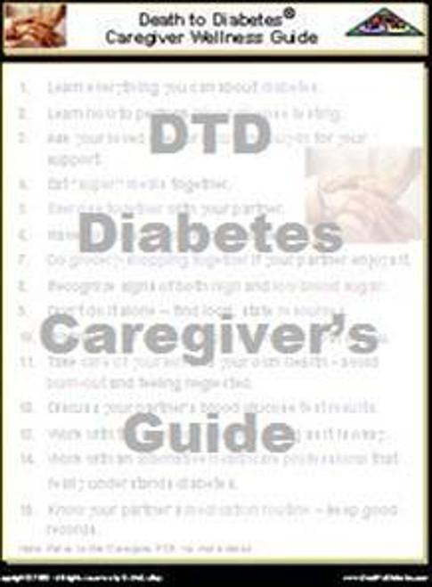 Diabetes Caregiver Guide
