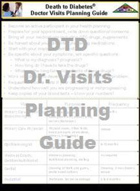 Doctor Visits Planning Guide