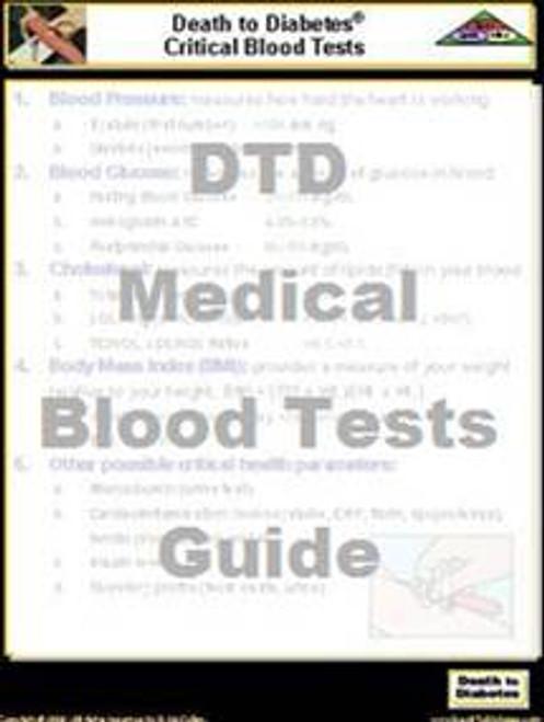 Medical Blood Tests Guide