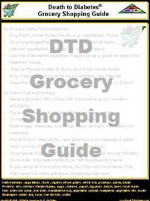 Grocery Shopping Guide
