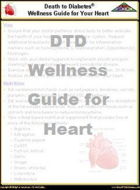 Wellness Guide for Heart