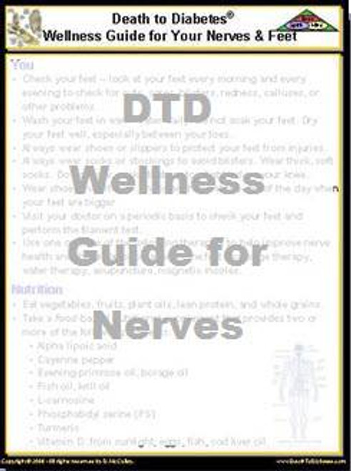 Wellness Guide for Nerves
