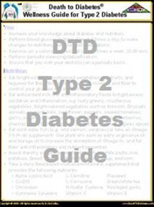 Wellness Guide for Type 2 Diabetes