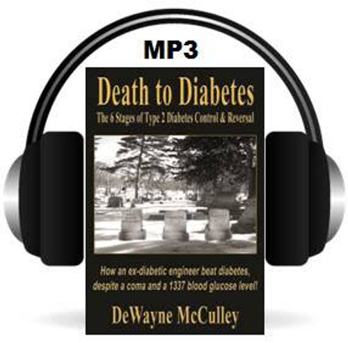 Death to Diabetes: How to Reverse Diabetes MP3 Audio Book