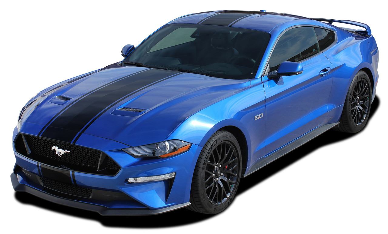 Ford Mustang 2018-2019