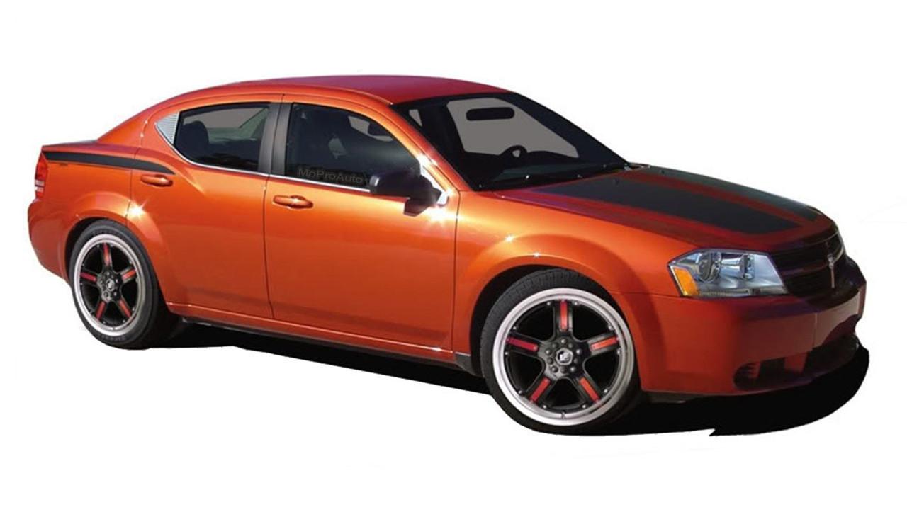 Dodge Avenger | 2008-2014