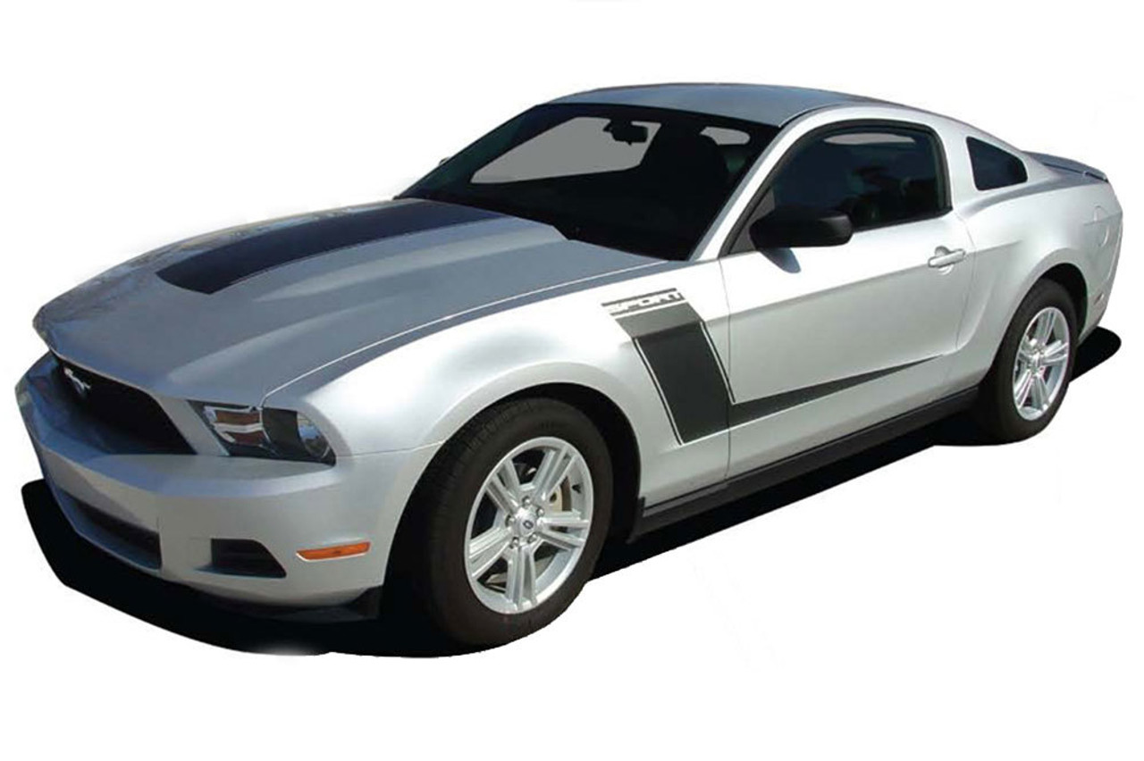 Ford Mustang | 2010-2012