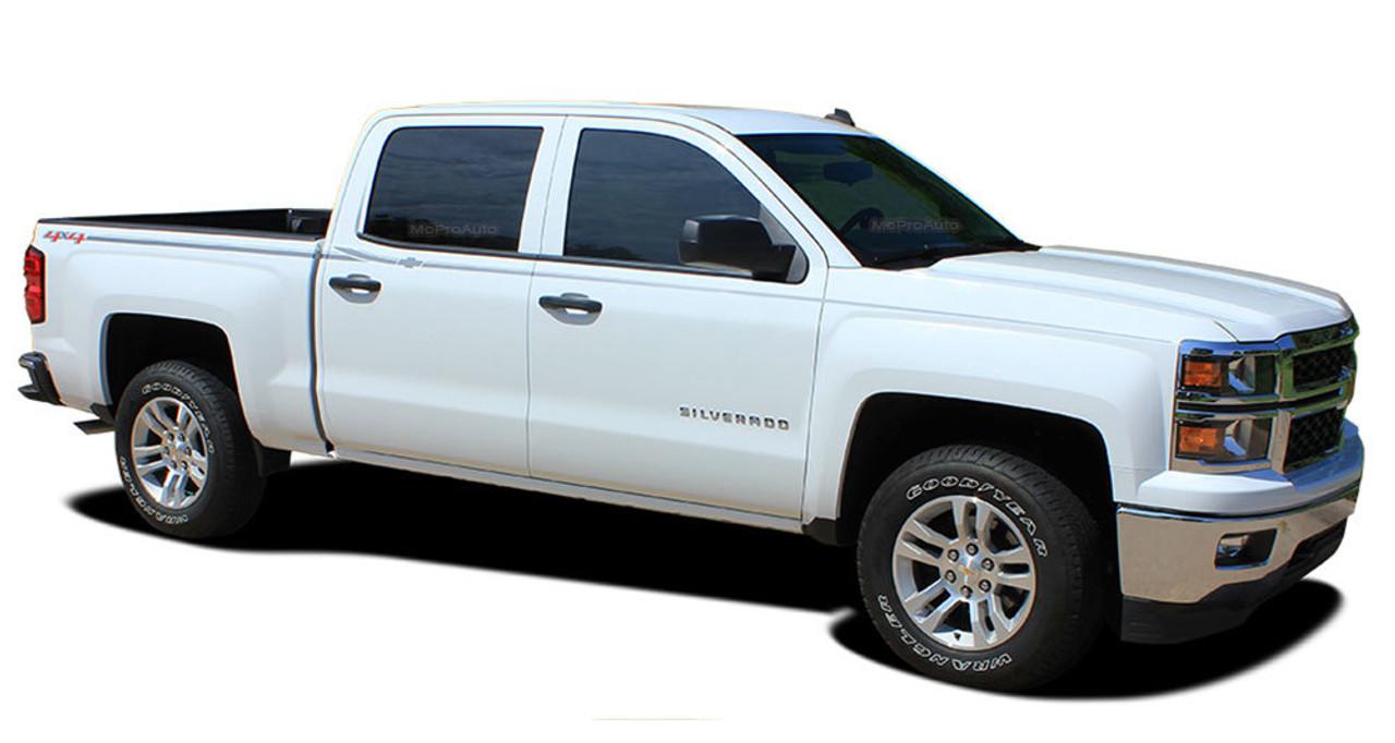 Chevy Silverado | 2007-2013