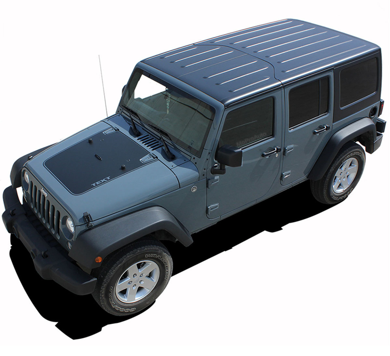 Jeep Wrangler 2007-2017