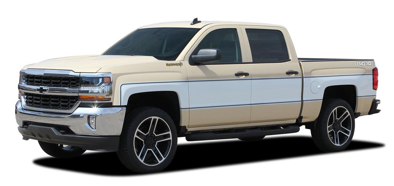 Chevy Silverado 2016-2018