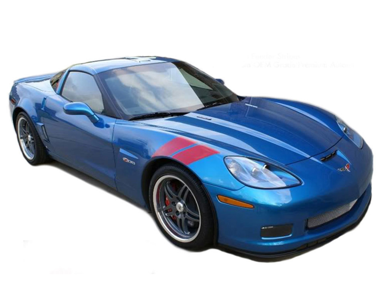 Chevy Corvette C6 2005-2013