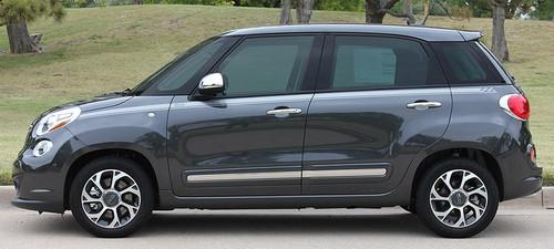 Fiat 500L Vinyl Graphics STRAIGHTAWAY 2014 2015 2016 2017 2018 2019