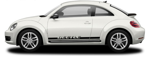 VW Beetle Rocker Panel Graphics ROCKER 1 3M 2012-2017 2018