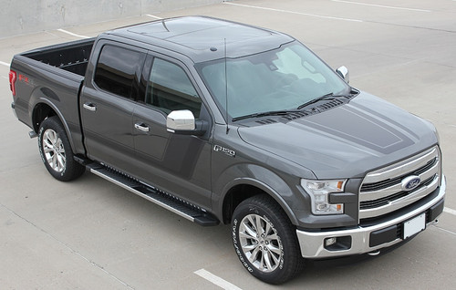 2017 f 150 hood side graphic kits QUAKE digital print 2009-2019 2020