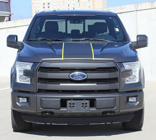 2017 Ford F150 Center Stripes BORDERLINE 2015 2016 2017