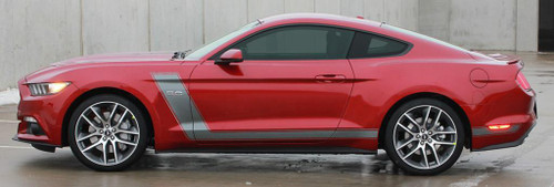 BOSS style GT Ford Mustang Stripes STELLAR 2015-2017