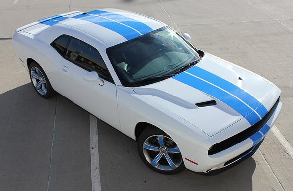 2019 Dodge Challenger Rally Decals CHALLENGE RALLY 2008-2020 2021