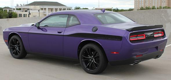 2018 Dodge Challenger Body Decals ROADLINE 2008-2021