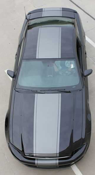 BEST! Custom Mustang Stripes VENOM 3M 2013 2014 OE Designs