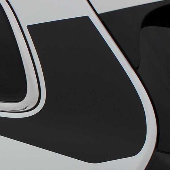 2018 Jeep Cherokee Body Graphics WARRIOR 2014-2021