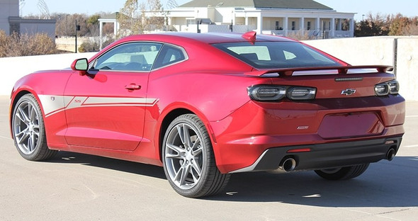 NEW! SS or RS Chevy Camaro Side Stripes BACKLASH 2019-2020