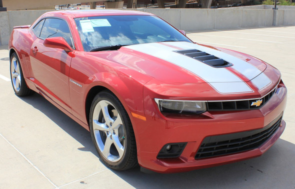 Chevy Camaro SS Super Sport Stripes S-SPORT PACKAGE 2014-2015