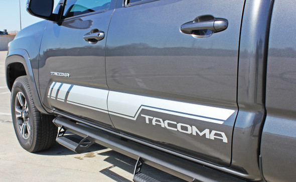 TRD 4x4 Toyota Tacoma Stripe Package CORE 2016-2019 2020 2021
