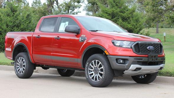 Ford Ranger Side Graphics NOMAD ROCKER 2019-2020 2021