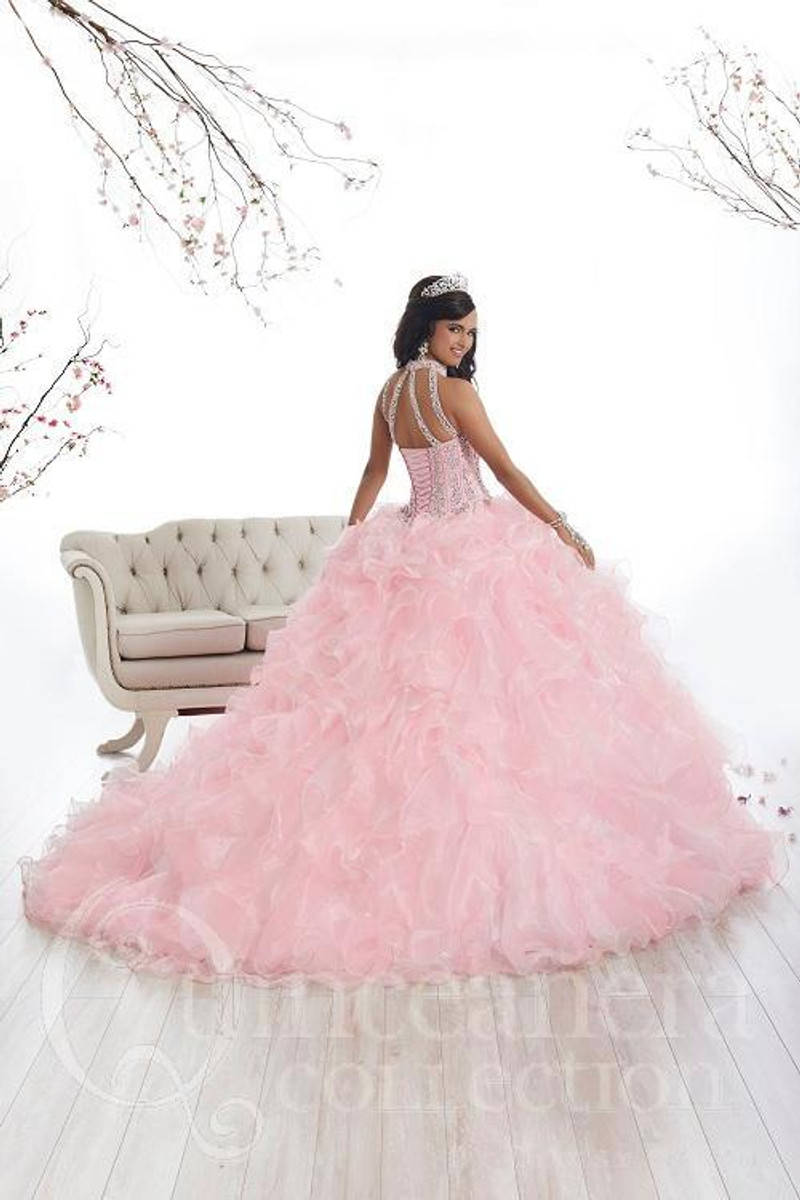 Baby Pink Quince Dress.