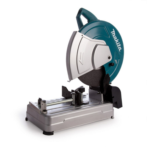 Makita DLW140Z 36V LXT Brushless Cut-Off Saw 355mm (Body Only) Accepts 2x 18V Batteries