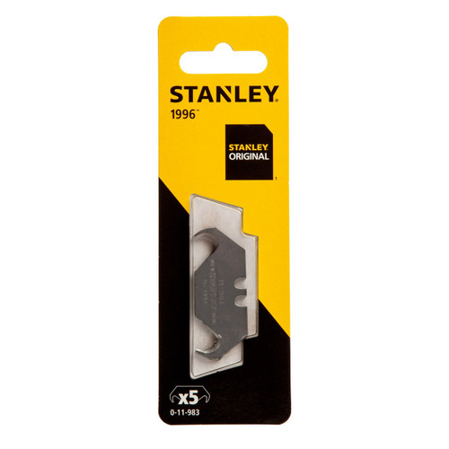 Stanley 0-11-983 Hooked Knife Blades (1996) - Pack of 5