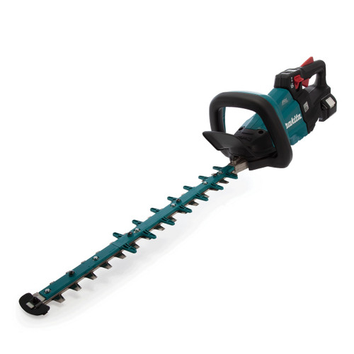 Makita DUH502RT 18V LXT Brushless Hedge Trimmer (1 x 5.0Ah Battery)