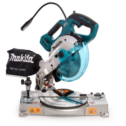 Makita DLS600Z 18V Brushless Mitre Saw 165mm (Body Only)