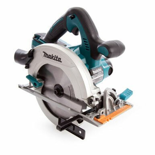 Makita DHS710ZJ Twin 18V LXT 190mm Circular Saw in MakPac Case (Body Only)