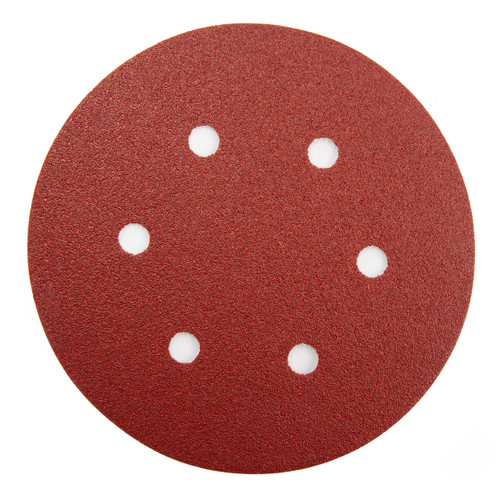 Makita P-37471 Sanding Discs 40 Grit 150mm (10 Pack)