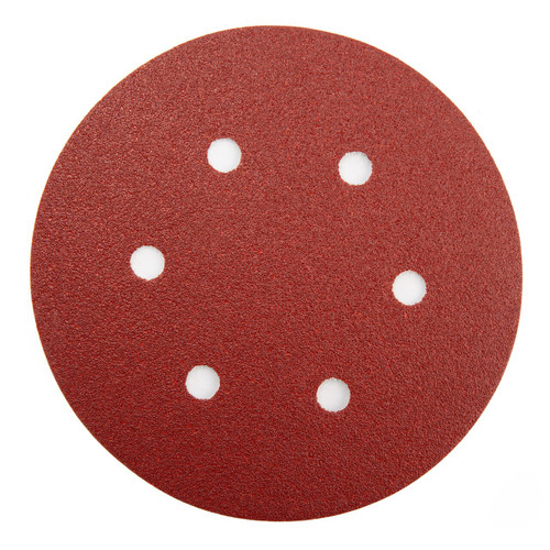 Makita P-37502 Sanding Discs 100 Grit 150mm (10 Pack)