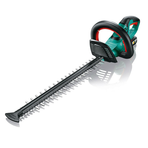 Bosch AHS50-20Li 18V Cordless Hedgecutter (1 x 2.5Ah li-ion Battery)