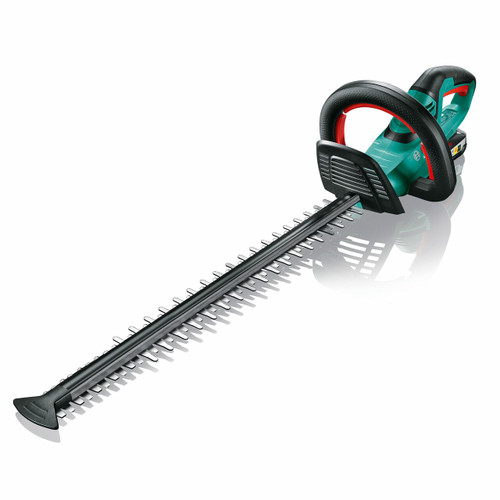 Bosch 0600849G70 AHS55-20LI 18V Hedge Trimmer (1 x 2.5Ah Battery)