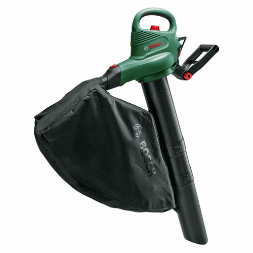 Bosch 06008B1072 2300GARDENTIDY Universal Garden Vacuum, Leaf Blower and Shredder